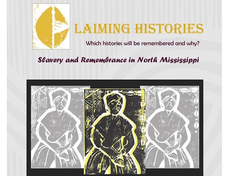 Jodi Skipper, assistant professor of anthropology and Southern Studies  public presentation on public memory and slavery in Mississippi